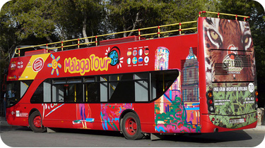 Bus Turístico Málaga