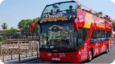Bus turistico Sevilla
